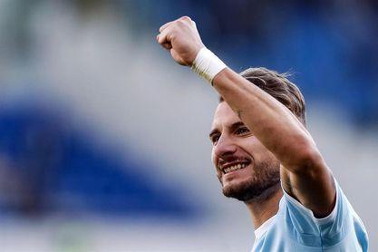 El Lazio arrolla 4-0 al Crotone y se acerca a la zona Liga de Campeones