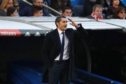 "Valverde: ""No creo que haya ganado tácticamente a Zidane"""