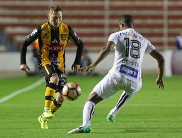 Puebla firma al boliviano Chumacero, subcampeón goleador de la Libertadores