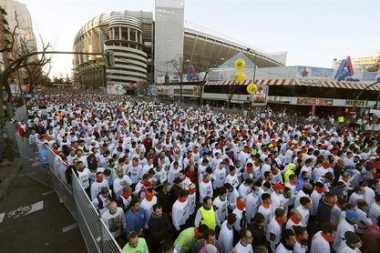 Maratón de Valencia y la San Silvestre Vallecana mejores carreras de España