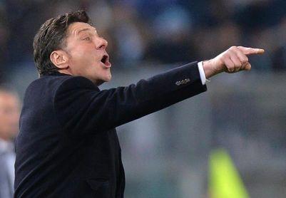 El Sevilla se reúne con el técnico Mazzarri en Roma, según la prensa italiana