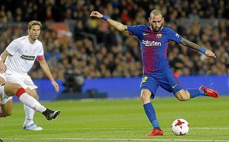 La posible llegada de Gracia podría facilitar la vuelta de Aleix al Sevilla.