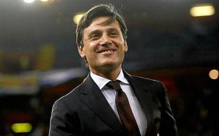 Vincenzo Montella será este jueves nuevo entrenador del Sevilla.