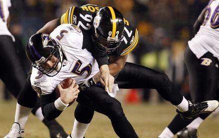 Los Patriots firman al liniero Harrison dejado por los Steelers para reforzar su defensa