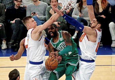 91-102. Ante los Hornets, Irving evita derrotas seguidas a los Celtics