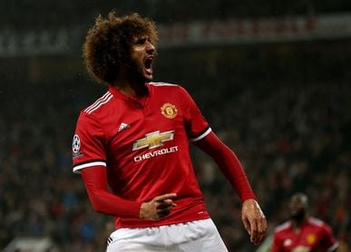 El belga Fellaini (Manchester Utd) se queja del trato recibido en Inglaterra