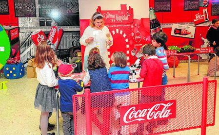 Coca-Cola promueve la Navidad sostenible