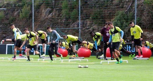 El Celta retoma los entrenamientos tras una semana de vacaciones navideñas