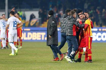 El Roma frena y el Benevento logra su primer triunfo en una jornada de sorpresas