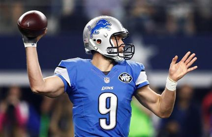 35-11. Stafford marca el triunfo de los Lions
