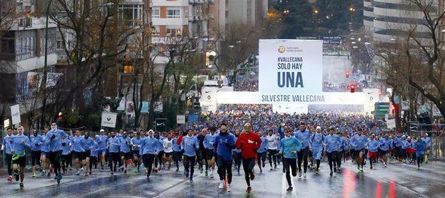 Borja Jiménez y Cristina Giurcanu ganan la San Silvestre Vallecana popular