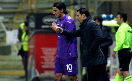"""Aquilani: """"La mentalidad de Montella es muy próxima al fútbol español"""""""