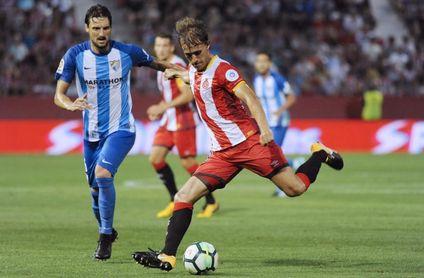 El Girona vuelve a los entrenamientos con Muniesa, Pons y Suárez recuperados