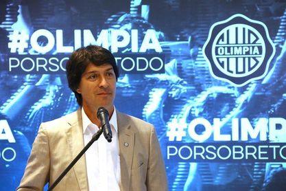 Olimpia, con nuevo técnico y refuerzos, se pone a punto para la Libertadores