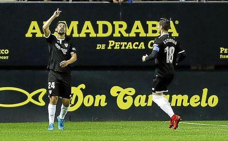Cádiz CF-Sevilla FC, en directo