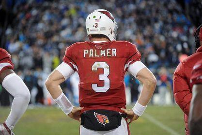 El mariscal de campo Carson Palmer se retira tras 14 años en la NFL