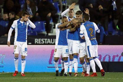 1-0: Amrabat permite al Leganés mantener vivo el sueño de los cuartos