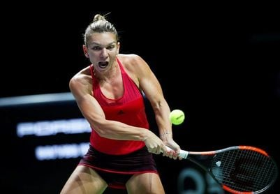 Simona Halep and Irina Begu reach the last 16 in Roland Garros  |Halep Begu