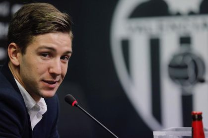"""Vietto: """"Me decanté por el Valencia por Marcelino y por ser un club grande de España"""""""