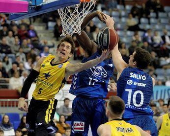 89-70. El Gipuzkoa Basket se desata en ataque y apabulla al Tenerife