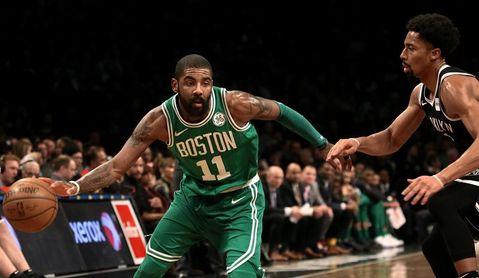 Warriors arrollan con Curry; sufridas victorias de Celtics y Cavaliers