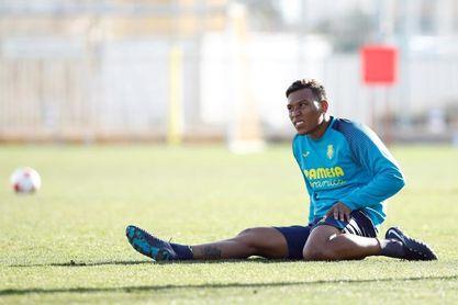 """Martínez: """"Estoy feliz, a disposición del técnico ya y con ganas de quedarme"""""""