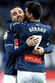 0-1. Darder deja al Málaga y a Michel contra las cuerdas