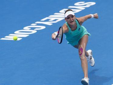 Angelique Kerber, a cuartos de final tras ganar a Venus Williams