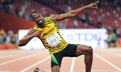 Bolt se probará en el Dortmund