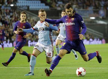 El Barça, con los titulares, a rematar la faena ante un Celta ilusionado