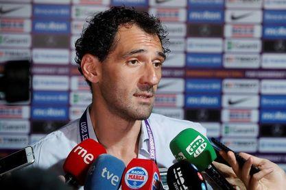 """Garbajosa: """"Estamos obligados a entendernos con los clubes de Euroliga"""""""
