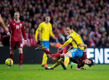Suecia y Dinamarca disputarán un amistoso en Estocolmo antes del Mundial