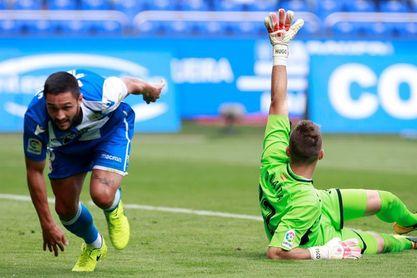 """Andone: """"Ha quedado claro que voy a seguir en el Deportivo"""""""