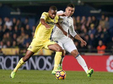 El Villarreal mide la crisis del Real Madrid