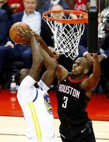 95-112. Paul lidera la victoria de los Rockets