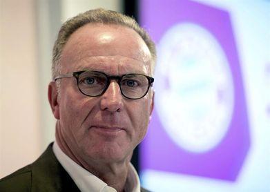 Rummenigge admite que la supremacía del Bayern quita emoción a la Bundesliga