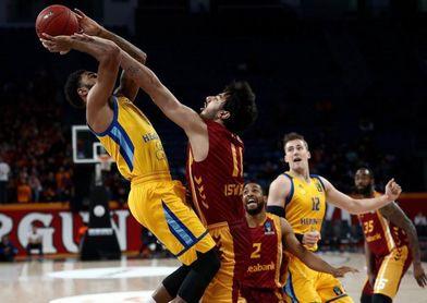 86-108. El Gran Canaria se acerca a los cuartos tras superar al Galatasaray
