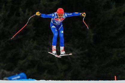 Innerhofer, el mejor en el primer entrenamiento para el descenso de Kitzbühel