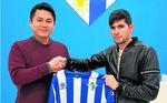 El Écija ficha a Francis Delgado y sigue a la espera de un entrenador