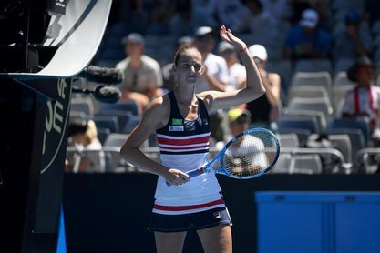 Pliskova detiene a Haddad Maia en segunda ronda