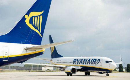 Ryanair lanza una nueva ruta entre Sevilla y Nantes, con dos enlaces semanales