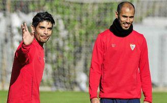 Lista de convocados del Sevilla para medirse al Espanyol