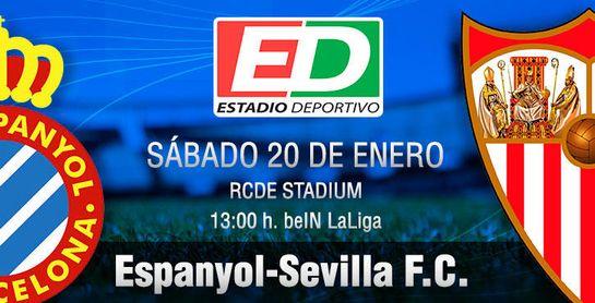 Espanyol-Sevilla F.C.: Busca alzar el vuelo en el nido del perico