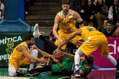 62-71. El Joventut pierde contra el UCAM Murcia y sigue en caída libre