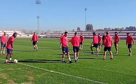 El regreso de Carriço a los terrenos de juego ya se vislumbra.
