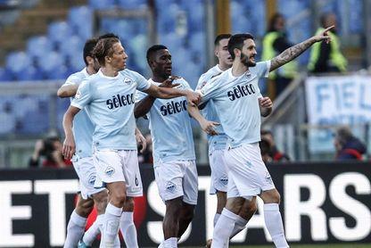 El Lazio arrolla al Chievo; Quagliarella y Gastón Ramírez lanzan al Sampdoria