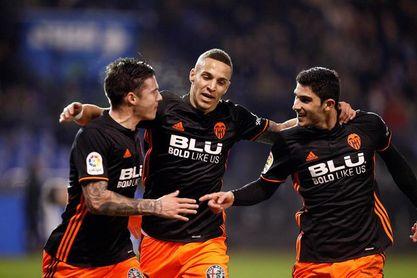 El Valencia afronta ante el Madrid su cuarto choque seguido con 2 sancionados