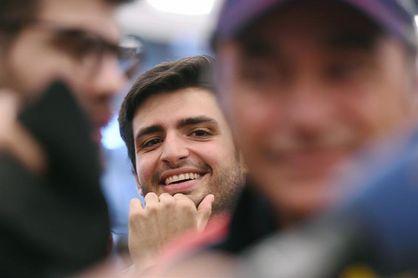 Carlos Sainz Jr. correrá el último tramo del Rally de Montecarlo