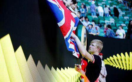 Gran Bretaña viaja a España sin Murray pero con Kyle Edmund