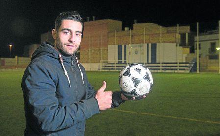 Alberto Quesada, con su séptimo tanto, estrenó la cuenta de goles a favor del UP Viso en casa